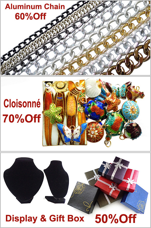 Aluminum Chain 60% off