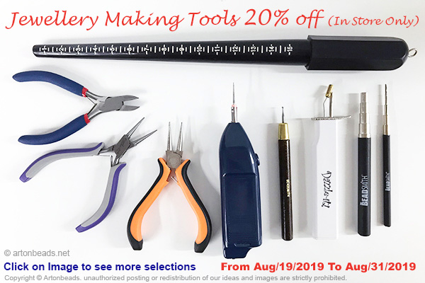 Jewellery making tools 20%off