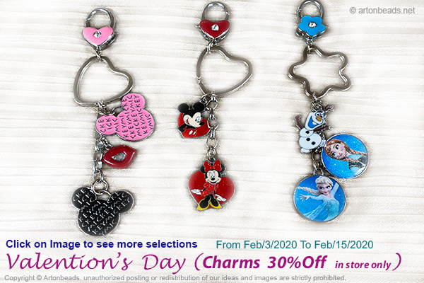 Charms 30% off